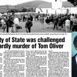 Tom Oliver's murder – was Gerry Adams involved?