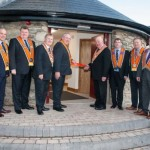 Donegal Orange Hall reopens after destruction in 2014 arson